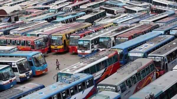 চট্টগ্রামে আকস্মিক গণপরিবহন ধর্মঘট